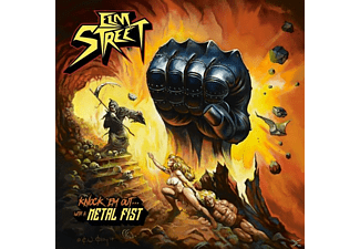 Elm Street - Knock Em Out-With A Metal Fist - (CD)