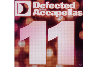 VARIOUS - Defected Accapellas Vol.11 - (CD)