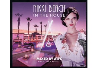 Various & Atfc, Various/Atfc (Mixed By) - Nikki Beach In The House - (CD)