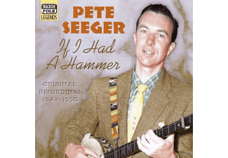 Pete Seeger - If I Had A Hammer - (CD)