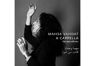 Mahsa Vahdat - The Sun Will Rise - (CD)