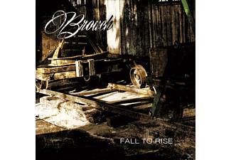 Broach - Fall To Rise - (CD)