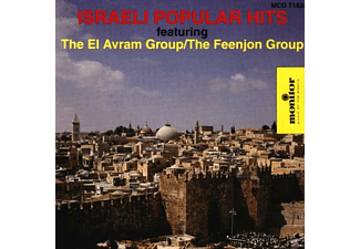 El Avram Group/Feenjon Group - Israeli Popular Hits - (CD)