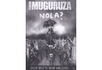 Fermin Muguruza - Nola? Irun meets New Orleans - (CD + DVD Video)