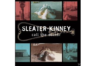 Sleater-Kinney - Call The Doctor - (LP + Download)