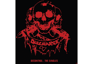 Discharge - Decontrol-The Singles - (CD)