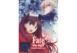 003 - Fate/stay night - (DVD)