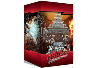 One Piece Burning Blood Collector's Edition PS4