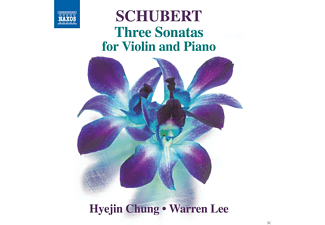 Chung Hyejin, Warren Lee - Violinsonaten - (CD)