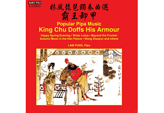 Lam Fung - King Chu Doffs his Armour - (CD)