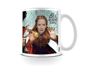 Alice Through The Looking Glass Tasse Charaktere