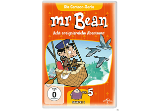 Mr. Bean - Die Cartoon-Serie - Staffel 1 - Vol. 5 - (DVD)