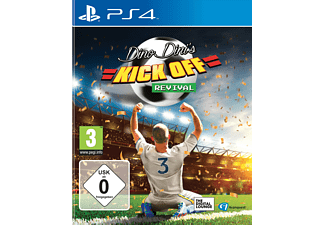 Dino Dinis Kick Off Revival - PlayStation 4