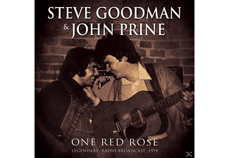 Steve Goodman, John Prine - One Red Rose/Radio Broadcast 1979 - (CD)