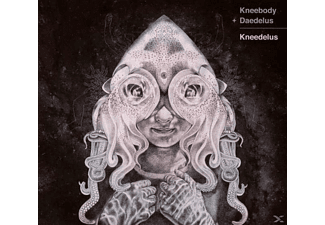 Kneebody & Daedelus - Kneedelus (Clear LP+MP3) - (LP + Download)