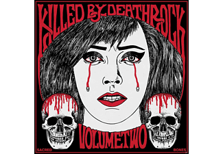 VARIOUS - Killed By Deathrock Vol.2 - (CD)