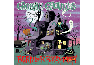 Groovie Ghoulies - Born In The Basement - (CD)