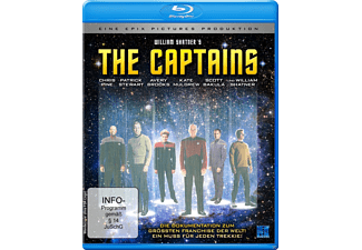 William Shatner's The Captains - (Blu-ray)