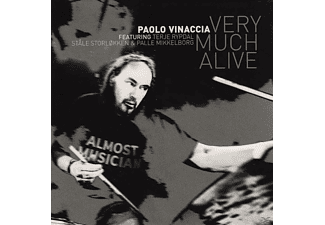 RYPDAL,TERJE/VINACCIA,PAOLO - Very Much Alive - (CD)