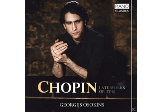 Georgijs Osokins - Late Piano Works Op.57-61 - (CD)