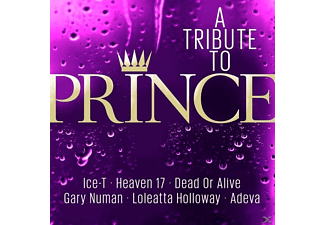 VARIOUS - Tribute To Prince - (CD)