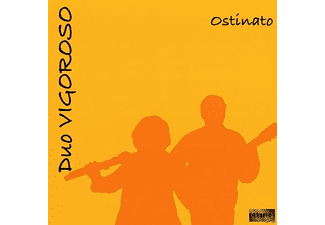 Duo Vigoroso - Ostinato - (CD)