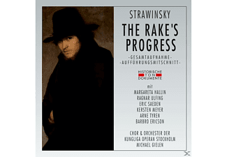Chor & Orchester Der Kungliga Operan Stockholm, VARIOUS - The Rake's Progress - (CD)