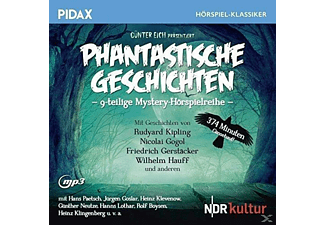 Various - Phantastische Geschichten - (MP3-CD)
