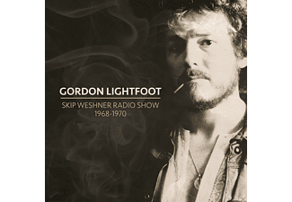 Gordon Lightfoot - Skip Weshner Radio Show 1968-1970 - (CD)