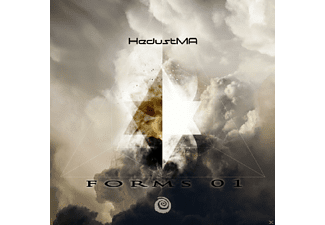 Hedustma - Forms 01 - (CD)