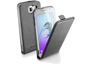 CELLULAR-LINE Flap Essential Galaxy A3 2016 Zwart