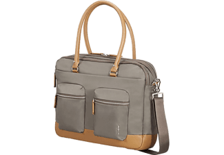 "SAMSONITE Ladies Move Pro Bailhandle 15.6"" Zilver groen (SA1700)"