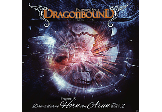 Kluckert, Jürgen/Zech, Bettina/Sabel, Martin/+++ - Dragonbound 15-Das Silberne Horn Von Arun (2) - (CD)