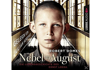 Robert Domes - Nebel im August - (CD)