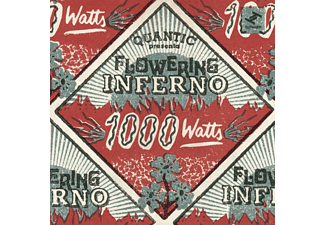 Flowering Inferno - 1000 WATTS (+MP3) - (LP + Download)