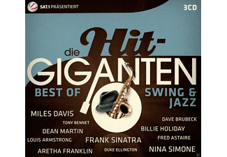 VARIOUS - Die Hit Giganten Best Of Swing & Jazz - (CD)