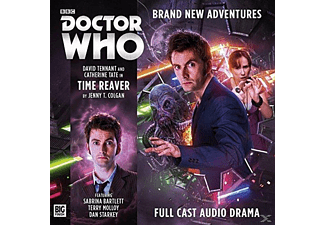 Doctor Who: Time Reaver - 1 CD - Science Fiction/Fantasy