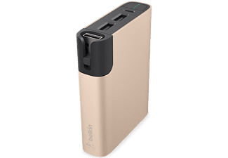 BELKIN Powerbank Power RockStar 6600 (F8M992BTGLD)