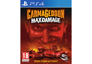 Carmageddon - Max Damage | PlayStation 4
