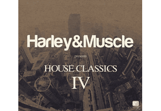 Harley & Muscle Presents - House Classics IV - (CD)