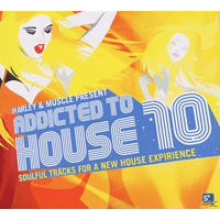 VARIOUS - Addicted To House 10 [CD]
