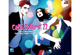 VARIOUS - Cafe Solaire 22 - (CD)
