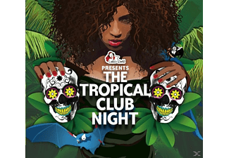 VARIOUS - The Tropical Club Night - (CD)