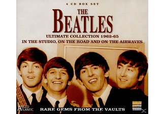 The Beatles - Rare Gems From The Vaults: 1962-65 In The Studio,On The Road & On The Airwaves - (CD)