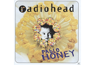Radiohead - Pablo Honey - (CD)