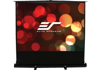 ELITE SCREENS F60XWV1 Mobileleinwand, Schwarz