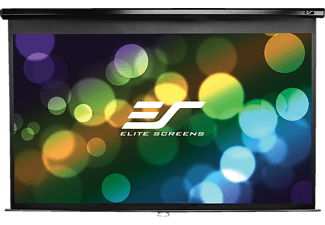 ELITE SCREENS M100UWH Rolloleinwand