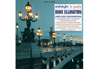 Duke Ellington - Midnight In Paris - (Vinyl)