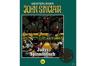 Judys Spinnenfluch - 1 CD - Horror