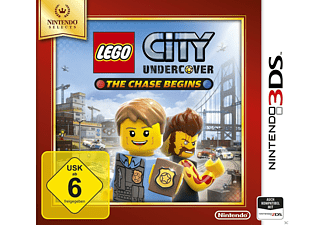 LEGO City Undercover: The Chase Begins (Nintendo Selects) [Nintendo 3DS]